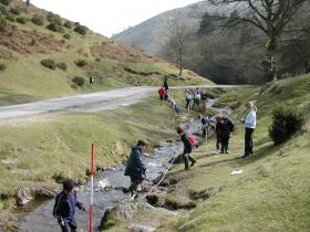 geography coursework carding mill valley