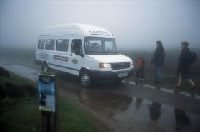 Long Mynd Shuttle Bus